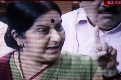 Government will ensure safety of diaspora: Sushma (Second Lead)
