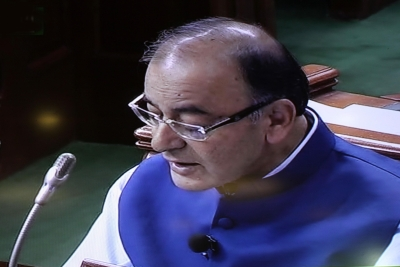 For 70 years, India has been funded by invisible money: Arun Jaitley