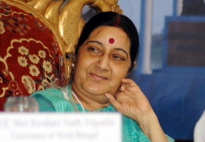 Help Dubai Ponzi scam convict, his friends urge Sushma Swaraj