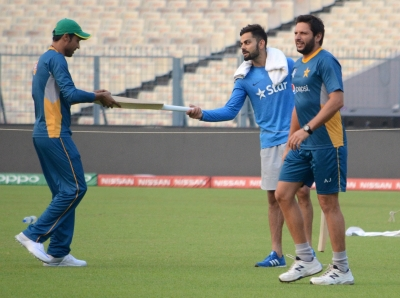 Keep entertaining fans across the world: Afridi tells Kohli