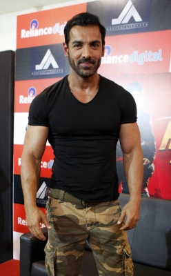 I ve become an old horse of film industry, says John Abraham