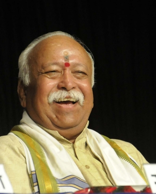 RSS chief calls for nationwide ban on cow slaughter (Lead)