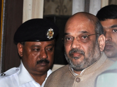 Shah set to reconstitute BJP s top bodies (Lead, Correcting para four)