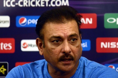 Shastri appointed India head coach till 2019 cricket World Cup