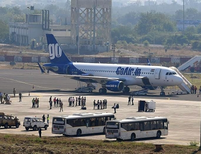 GoAir operates over 300 international charter flights since June