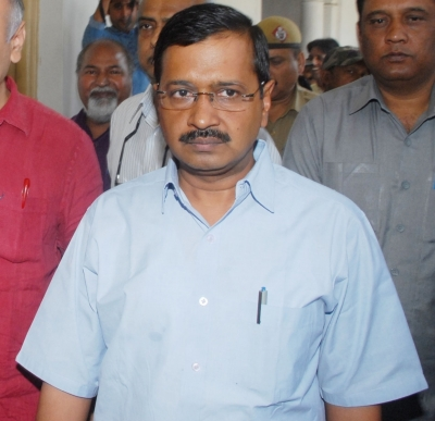 No water in Delhi s community toilets, Kejriwal asks official to pay visits (Lead)