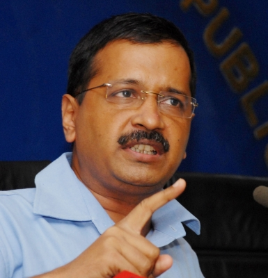 Kejriwal questions EC on EVMs used in DUSU polls