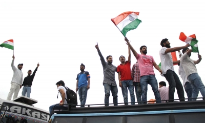 Flag hoisting in Valley would be 'touchstone' for J&K poll announcement