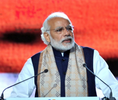 Modi takes dig at Congress  claim on Gujarat win, refers to Cyclone  Ockhi  that did not come