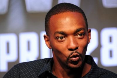 Anthony Mackie might star in  The Woman in the Window