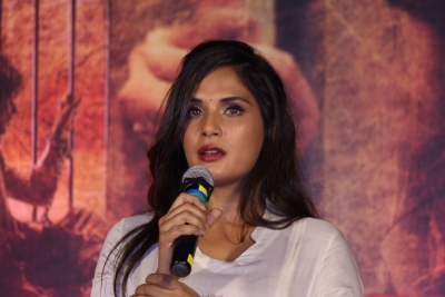 Producing films is daunting for Richa Chadha