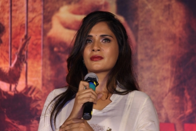 Women are trolled all the time: Richa Chadha