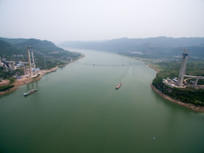 China to dredge section of Yangtze river