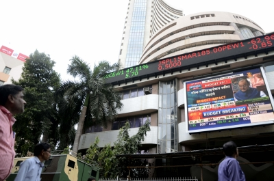 Key Indian equity market indices open flat