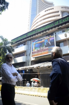 Muhurat  trading: Global cues, profit booking subdue markets (Roundup)