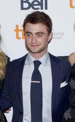 Radcliffe breaks silence on Depp casting controversy