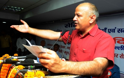 Sisodia bags Finest Education Minister award