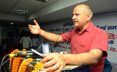 Additional rooms in Delhi schools to be ready by April: Sisodia