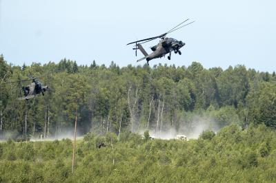 IAF to induct first batch of Apache copters on Sept 3