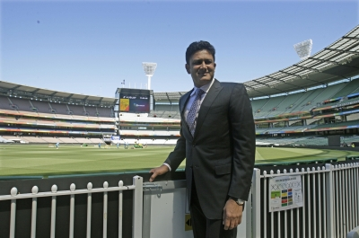 Kumble turns 49; wishes pour in for India's 'greatest match-winner' (Lead)