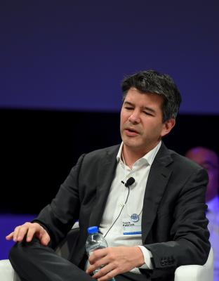 CEO Kalanick quits, Uber wants him to  heal from personal tragedy  (Second Lead)
