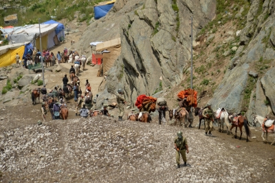 Core group reviews final security for Amarnath Yatra