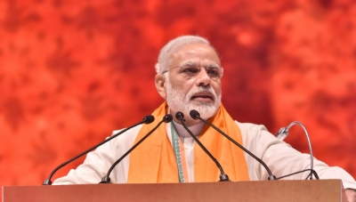 Modi appeals for contribution towards cleaning Ganga