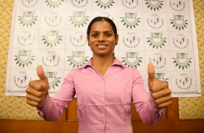 Now, a book on sprinter Dutee Chand (Lead, correcting intro)