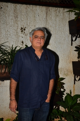 Hansal Mehta keen on podcasts, audio books on Naiyer Masud s work