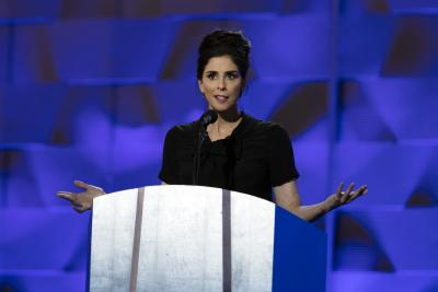 Sarah Silverman's message to all young girls