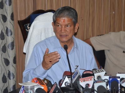 Congress to build Ram temple if it takes power: Harish Rawat