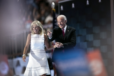 Jill Biden shuts down query over husband's 'occasional gaffe'