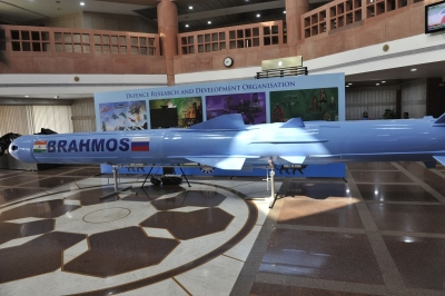 Air variant of BrahMos missile tested from Sukhoi jet (Second Lead)