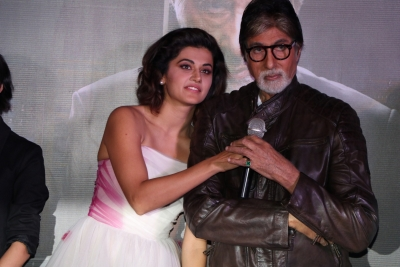 Amitabh Bachchan inspires Taapsee