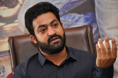 NTR s leaked look from his next film goes viral