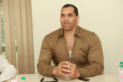 The incredible journey from Dalip Rana to The Great Khali (Book Review)