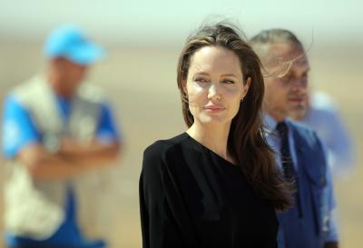 Jolie dating Cambodian rapper-filmmaker