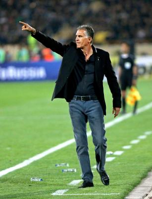 Ready for game against Morocco, says Iran coach Queiroz