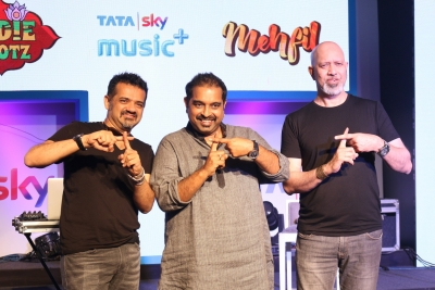 Shankar, Ehsaan, Papon to judge battle of Indian bands