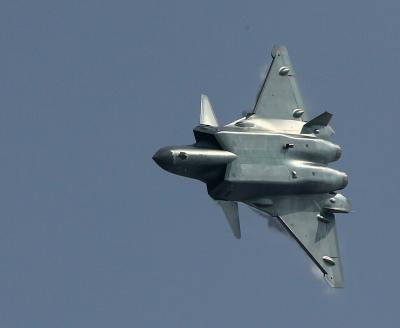 Chinese stealth fighters are combat-ready: Beijing