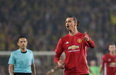Man-U negotiate Ibrahimovic s return