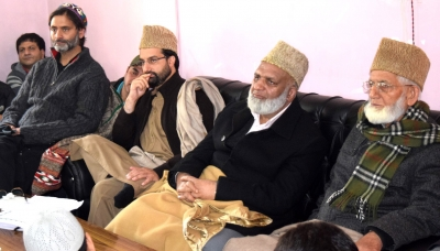 Kashmir ceasefire to hoodwink global community: Separatists