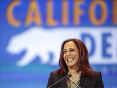 Kamala Harris to make first campaign endorsement