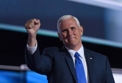 Pence in Jerusalem, says honoured to be in  Israel s capital