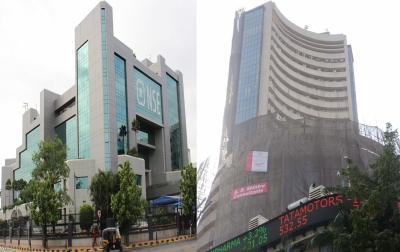 Global cues, selling pressure pull equity markets lower (Second Lead)