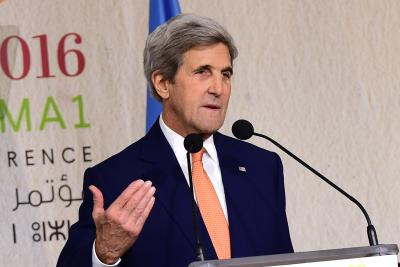 Kerry slams Trump s decision to pull out of Paris climate pact