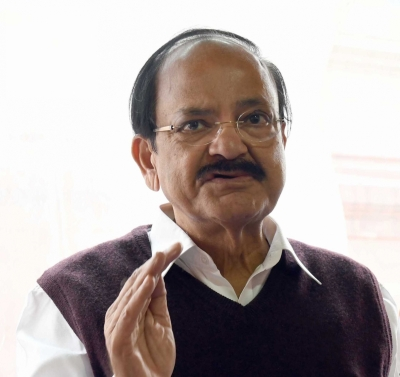Naidu defends not naming presidential nominee in meetings with opposition