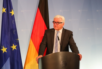 German President-elect has an Indian  intellectual connection  (Lead, correcting intro)
