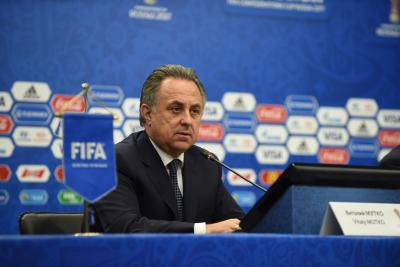 Deputy PM Mutko says Russia fully ready for hosting Confederations Cup