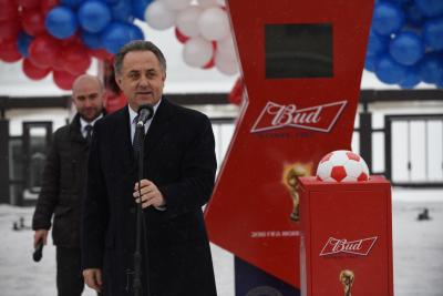 Russian deputy PM welcomes decision to hold 2026 FIFA WC in US, Canada, Mexico